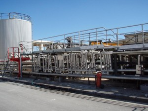 PIPING INSTALLATION & ERECTION OF MECHANICAL EQUIPMENT AT THE NEW DIESEL POWER PLANT IN ATHERINOLAKOS – CRETE ISLAND