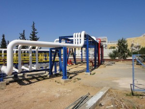 INTERCONNECTION OF PIPELINES TO HELLENIC FUELS S.A. JETTY WITH ASPROPYRGOS INDUSTRIAL COMPLEX PIPELINES