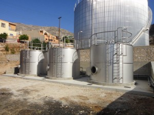 CONSTRUCTION OF STORAGE & DISTRIBUTION LUBRICANT SYSTEM AT KALYMNOS & SIROS ISLAND & FUEL PIPELINE SYSTEM AT LEMNOS ISLAND