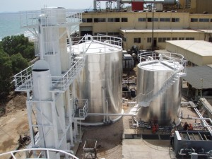 CHIOS ISLAND – RESIDUAL OIL PROCESS SYSTEM