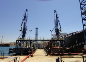 MECHANICAL WORKS FOR THE RELOCATION OF TWO (2) LOADING ARMS FROM ELEUSIS INDUSTRIAL COMPLEX TO ASPROPYRGOS INDUSTRIAL COMPLEX