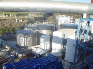 KOS ISLAND – FABRICATION & ERECTION OF STAINLESS STEEL STORAGE TANKS FOR LUBRICANT OILS